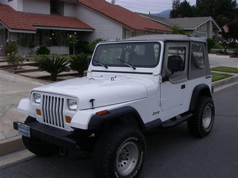 Value Of 1989 Jeep Wrangler 1989 Jeep Wrangler Overview Cargurus