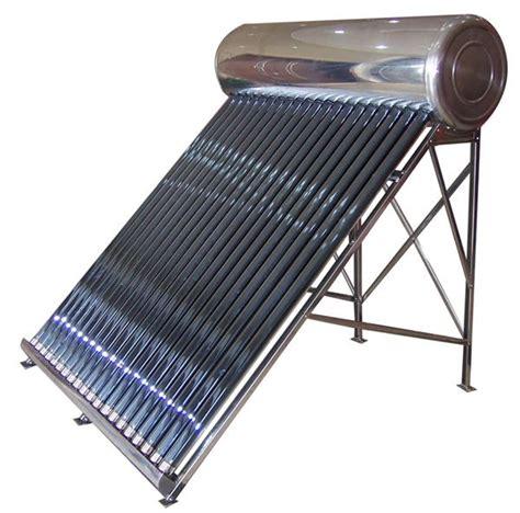 Water Heater Solar Murah stainless steel compact solar water heater 80 gallon solar water tank nl solar heating