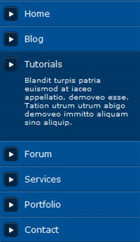 tutorial css menu vertical page not found error 404 web design professionals