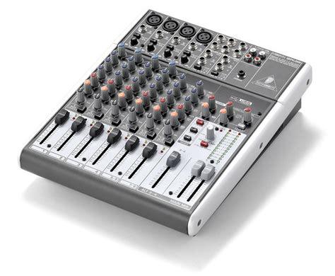Katalog Mixer Audio behringer xenyx 1204usb