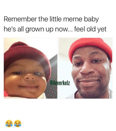 Grown Baby Meme - funny grown up memes of 2017 on sizzle 9gag