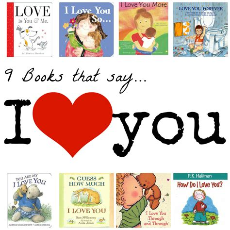 i you for and books 9 books that say quot i you quot i can teach my child