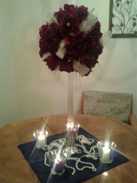 themed wedding centerpieces my diy centerpiece trial for themed wedding