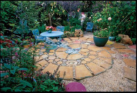 ideas for garden decorations sunset 40 ideas for patios sunset magazine