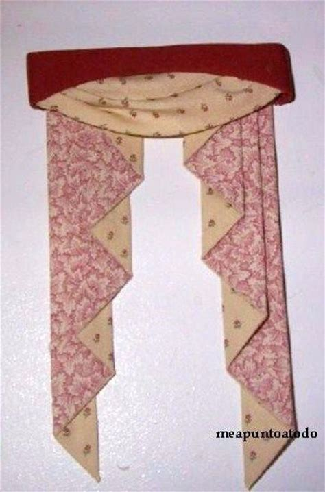 how to make curtains for dollhouse 17 best images about miniature curtains on pinterest