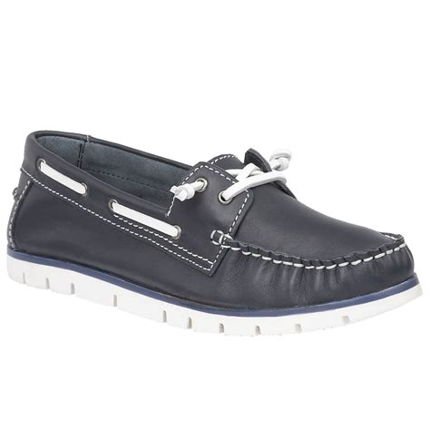 lotus silverio womens casual boat shoes from