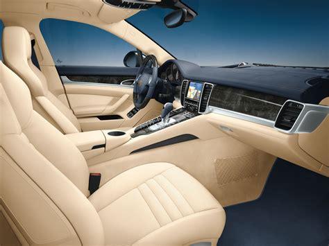 4 Door Porsche Interior Porsche Panamera Gran Turismo 2010 Cartype