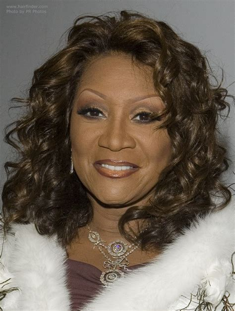 Patti Labelle Hairstyles by Patti Labelle With Curly Hair