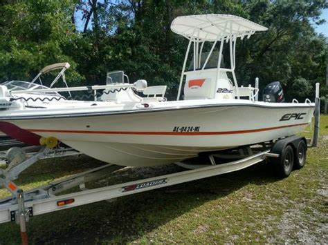 used epic for sale used epic boats for sale boats