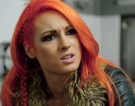 becky lynch becky lynch says she had quot no natural talent whatsoever