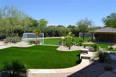 soccer field in backyard goal how about a soccer field in your backyard visit