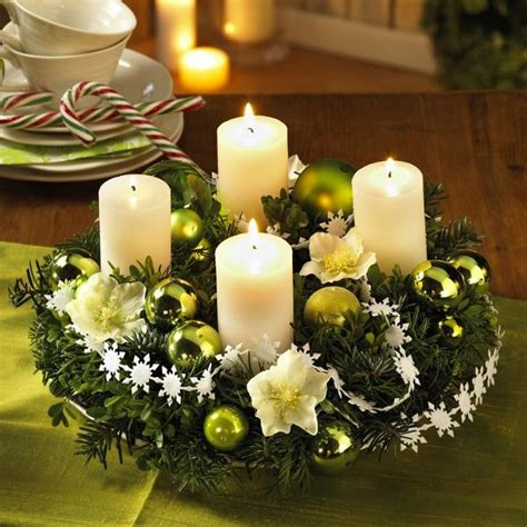 candle centerpieces for home diy christmas candle centerpieces 40 enchanting ideas