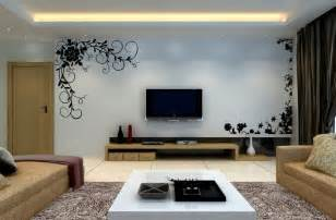 Wall Room by 3d Living Room Interior Tv Wall Picture 3d House Free