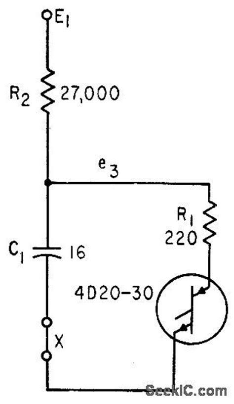 diode oscillator index 27 oscillator circuit signal processing circuit diagram seekic