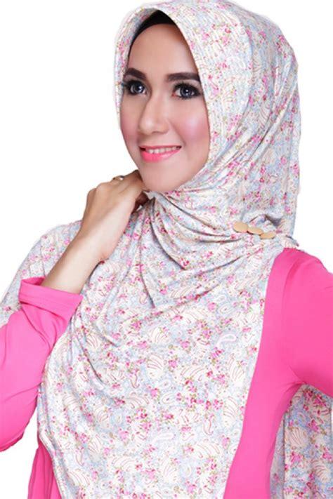 Aneka Model Instan Aneka Model Jilbab Terbaru Aneka Motif Bunga Jilbab Baju