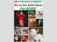 NEW Elf on the Shelf Ideas - yourmodernfamily.com Elf On The Shelf Ideas For Kids