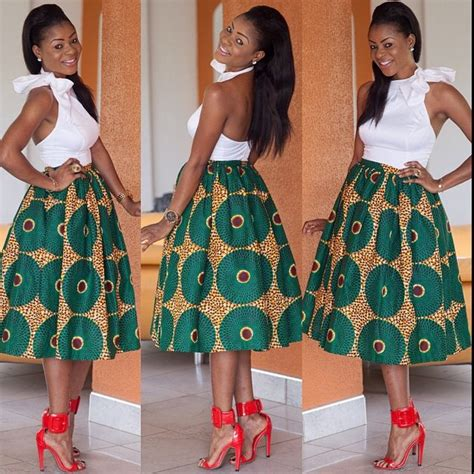 ankara skirts styles ankara skirt and top style dezango fashion zone
