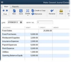 quickbooks depreciation tutorial why you shouldn t use journal entries in quickbooks