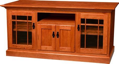 Nisley Cabinet Mission TV Stands