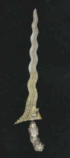 Buku A Of Swords antique keris dagger indonesia java kris sword knife the royal sword of indonesia