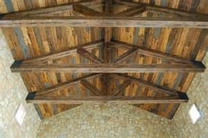 distressed rustic wood plank ceiling rustic distressed