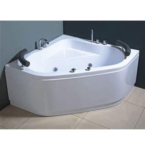 vasche da bagno angolari misure vasche angolari vasca idromassaggio 130x130 paul