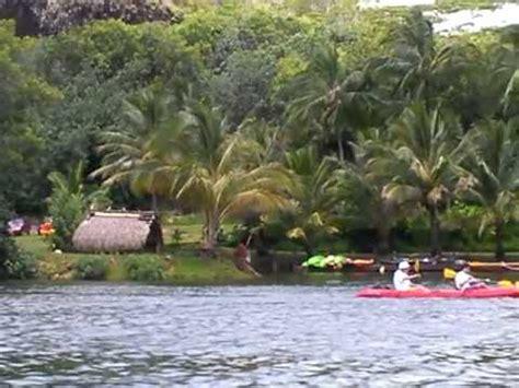 boat cruise hawaii wailua river boat cruise kauai hawaii youtube