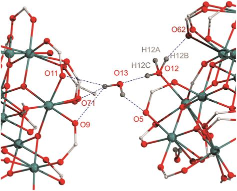 sträucher structure of a mn12 single molecule magnet solved