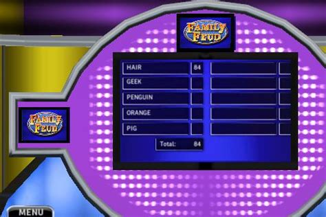 Family Feud For The Mac Family Feud Mac
