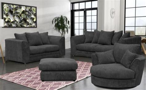 cheap black sofa sets jackson full jumbo fabric sofa suite black high quality
