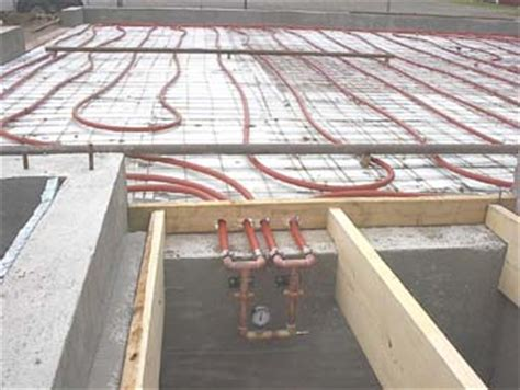Garage Floor Drain Design under floor heating extreme how to