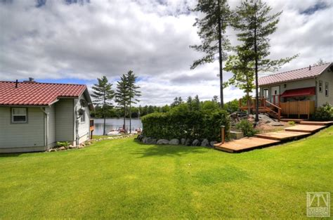 honey harbour cottage for sale on mermaid island finished
