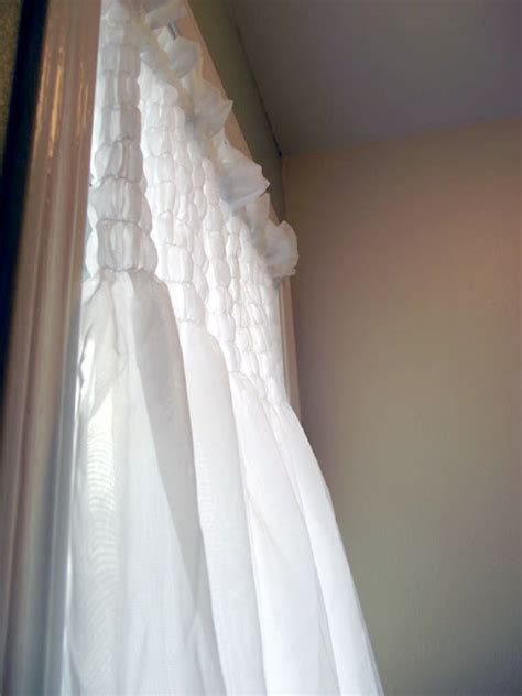 shirred curtains 25 great window covering ideas diy