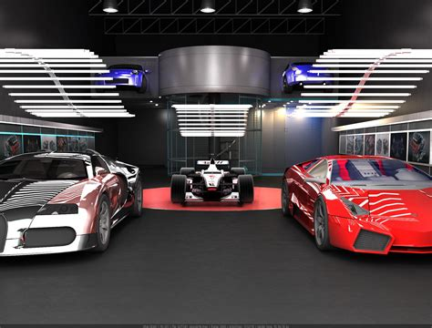 amazing car showroom design with living room luxury great modern design mansion cool garages full imagas