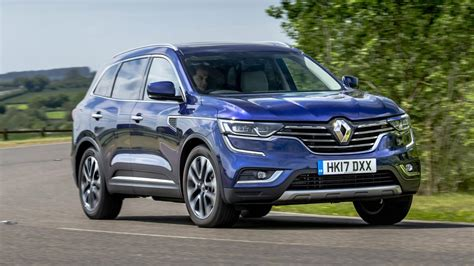 renault suv renault koleos review value suv driven in the uk top gear