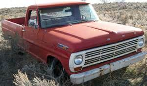 69 Ford Truck The Gallery For Gt Ford Truck 1969