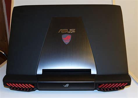 Laptop Asus Rog G751jy asus rog g751jy t7051h gaming notebook review eteknix