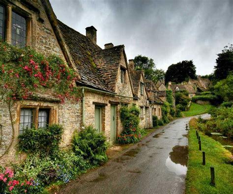 quaint english country village places pinterest