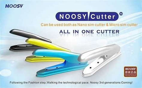 Diskon Nano Sim Cutter And Micro Sim Cutter 3 In 1 Function noosy nano sim cutter and micro sim cutter 3 in 1 function nsy05 silver jakartanotebook