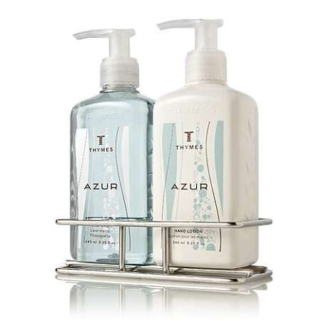 Thymes Azure by Thymes Azur Sink Set