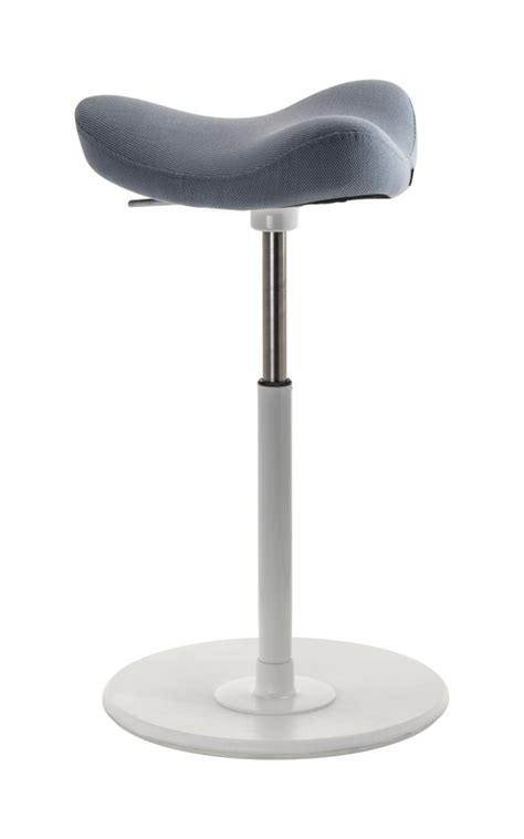 Varier Move Standing Stool by A Saddle Stool For Healthy Posture Varier Move