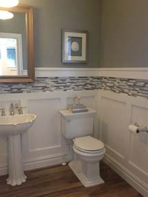 wainscoting bathroom ideas pictures 17 best ideas about small bathroom decorating on pinterest bathroom storage diy diy bathroom