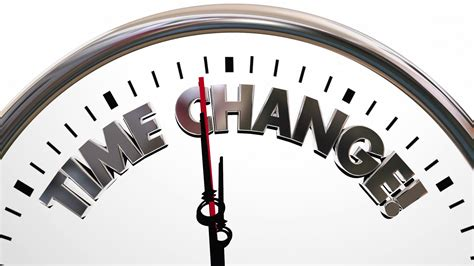 Of Time And Change time change new schedule meeting clock 3 d animation
