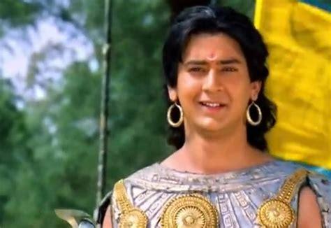 film layar lebar mahabharata kisah paras arora dapatkan peran abimanyu di mahabharata