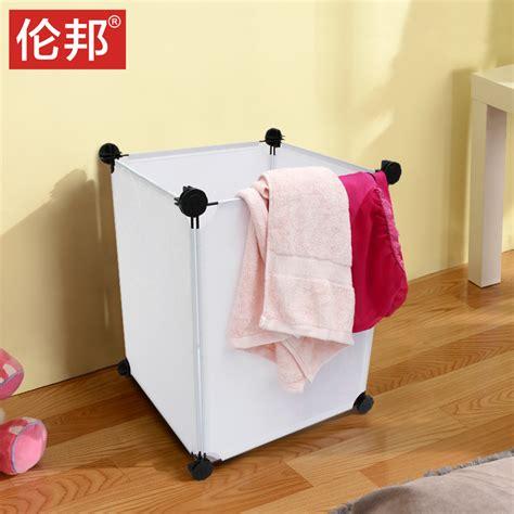Keranjang Pakaian Kotor Plastik tahan air murah lembang besar laundry keranjang pakaian
