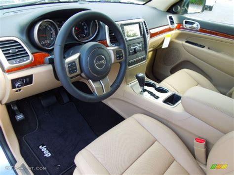 black light beige interior 2013 jeep grand