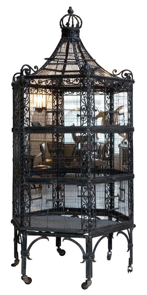 wrought bird cages bird cages