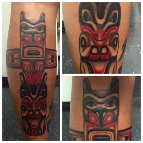 totem pole tattoos american traditional totem pole tattoos search