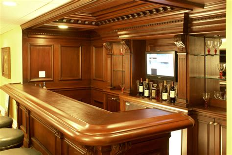 Residential Bars Custom Residential Bar
