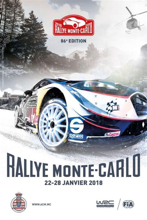 Calendrier Wrc 2018 Rallye Monte Carlo 2018 Pilote De Course